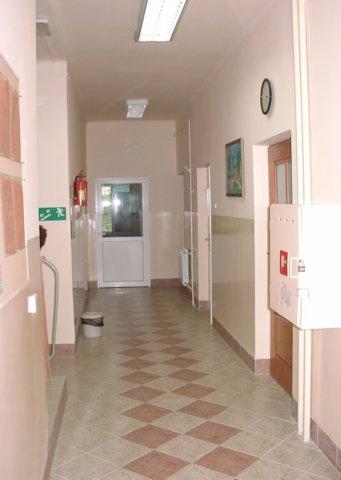 zdjęcie korytarza